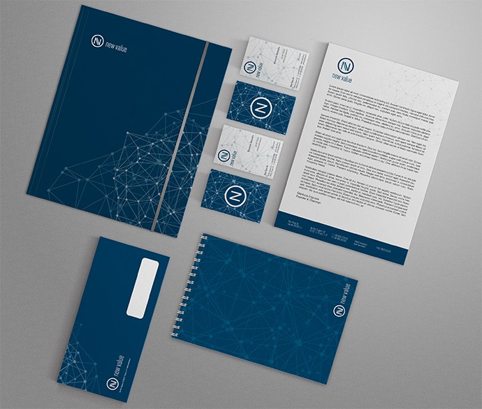 Corporate Identity New Value 1052
