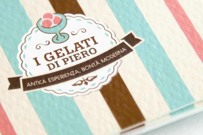 Business Card I Gelati di Piero 305