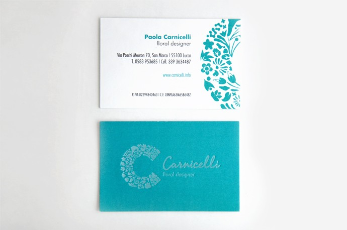 Business Card Carnicelli 306