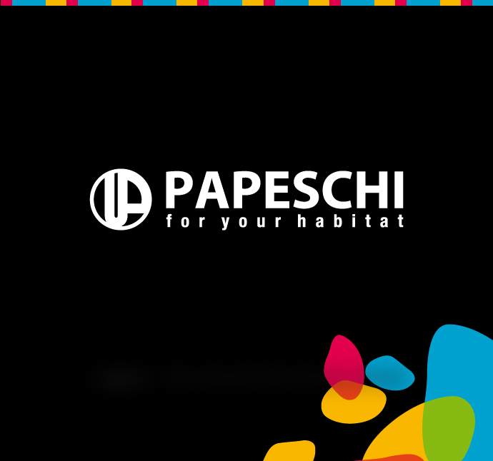 Restyling marchio Papeschi 464