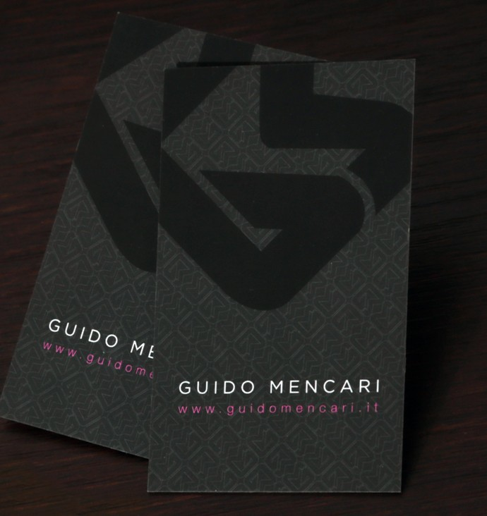 Corporate Identity Guido Mencari 974