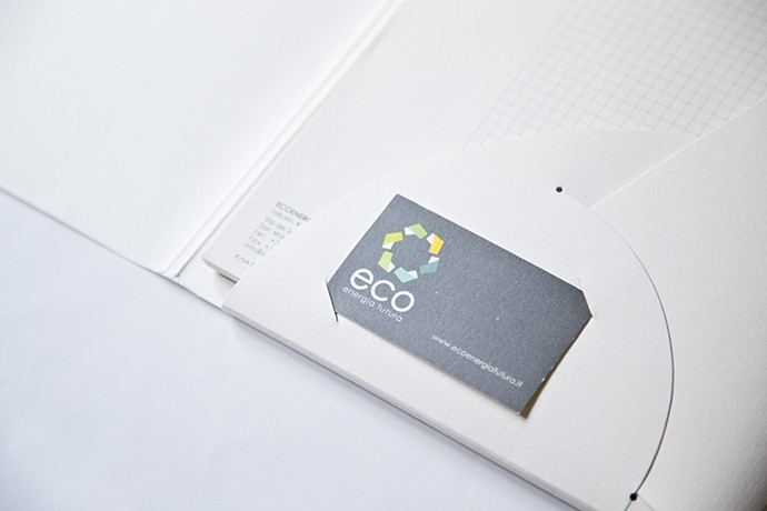 Business Card Eco Energia Futura 984